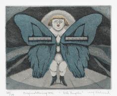 Blå ängeln