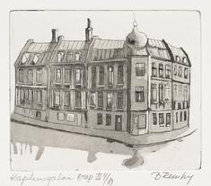Kaptensgatan, etat II