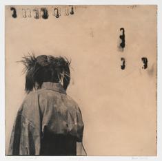 Tokyo Harajuku II, Kimono girl
