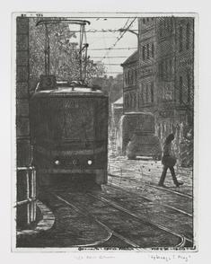 Spårvagn i Prag