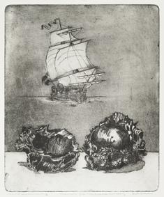 Kanonkula från Ostindiefararen Götheborg