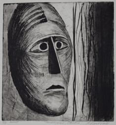 Ansiktsmask, Stenåsa