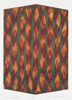 Spots  (orange/grön)