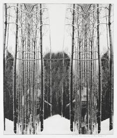 Naturmänniska III (speglad)