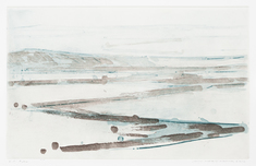 Landskab  (2010) (grön/brun)
