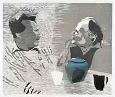 Poeterna och den blå tekannan