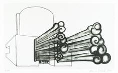 Dream on:  (2, byggnad+moln)