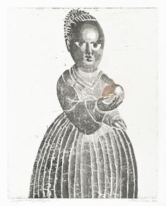 Jungfru med guldäpple