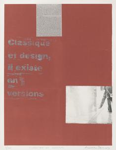 Classique et design