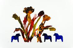 Hästar i Tulpanskog I