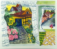 Trädgård i Simrishamn