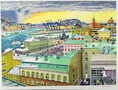 Gamla tullhuset, Göteborgs hamn