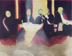 5 porträtt - Hommage till Hammershöj