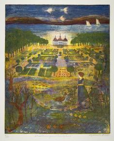 Drottningens trädgård