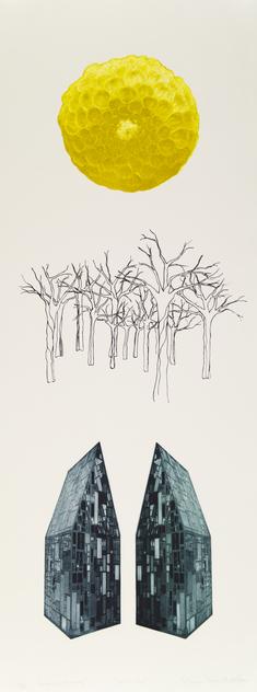 under träd