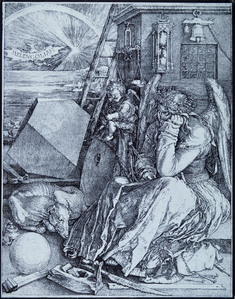 Melancholia from Dürer