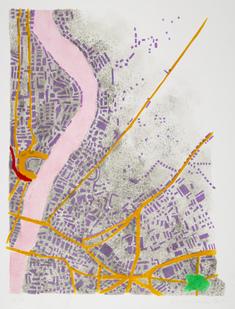 Staden och floden 1