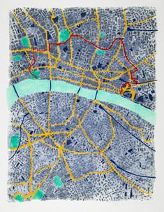 Blå London