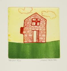 Det lilla huset, färgvariant