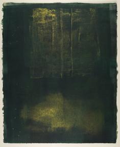 Under dagen - mörkgrön/guld