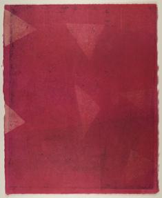 Under dagen - röd/rosa