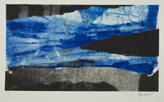 Abstrakt landskap 1
