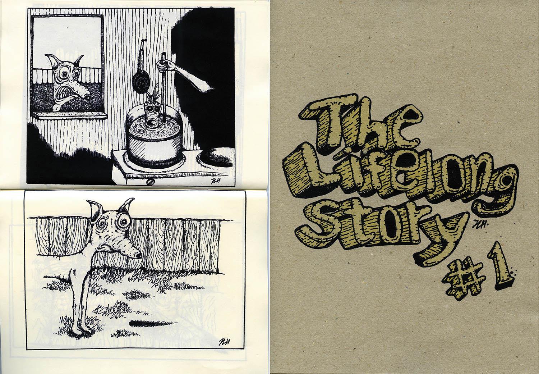 Jakob Leijonhielm, The Lifelong Story #1
